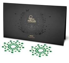 Ultra-Glamorous Rhinestone Pasties Self-Adhesive Sparkle Nipple Covers Jewels