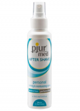 Pjur After Shave Spray 100ml Odourless Calming Moisturising