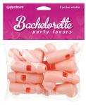 Pecker Whistles Beige Flesh Hen Party X 8 Bachelorette Party Favours Pipedream