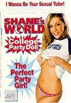 Shane's World College Party Doll Inflatable Bucks Night Fun Blow Up Toy 3 Holed