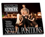 Nick Hawk Gigolo Sex Positions Book 76 Pages Full Colour Richly Photographed