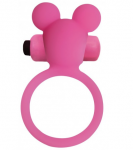 Pink Little Buzz Silicone Mini Vibe Bullet One Touch Waterproof Petite Discreet