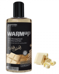 Hot Warming Massage Lubricant Water Base 150ml Sweet Kissable Lickable