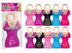 Adult Novelty Door Knockers Hangers Funny Joke Bedroom Card Signs Fun Novelty