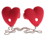 Sexual Wellness Adult Toys Sex Toys Fetish Fantasy Vibrating Heart Pasties