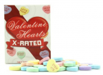 Valentine Hearts X-rated Candy Gag Gift Couples Toy Edible Candy Sweet